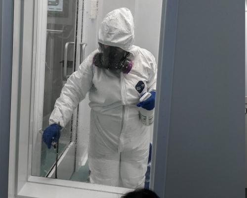Cleanroom Audit Prep